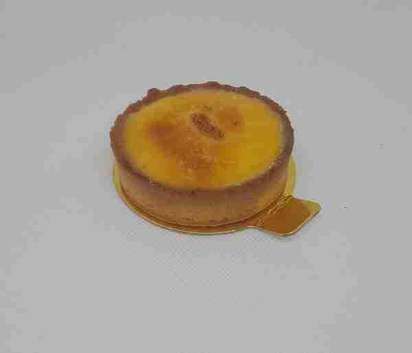 Tartaleta crema catalana
