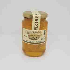 miel de panal de tomillo 480 grs